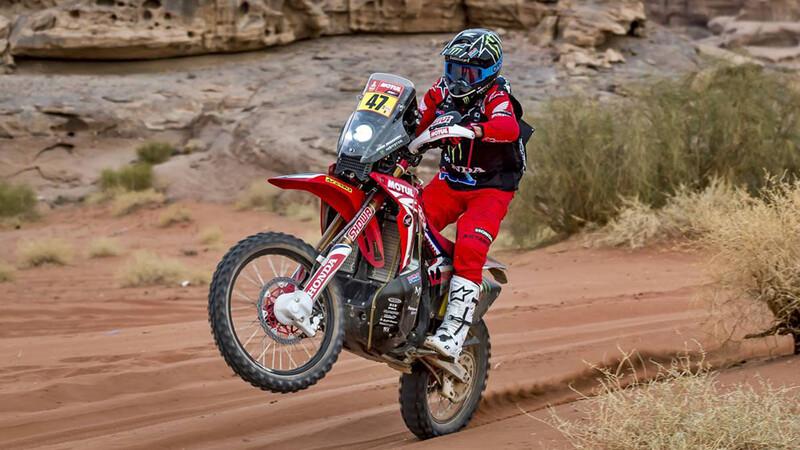 Dakar 20201 - Etapa 11: Benavides y Andujar, a un paso de la gloria