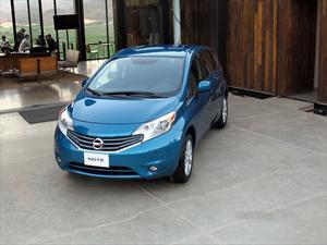 Nissan Note 2014 llega a México desde $207,900