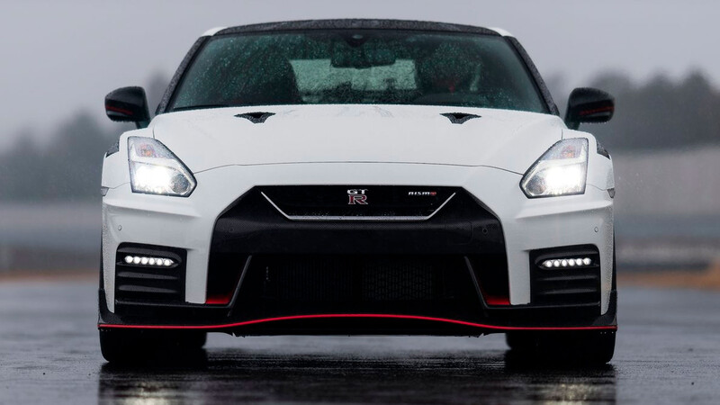 El nuevo Nissan GT-R llegaría en 2023 y sería híbrido