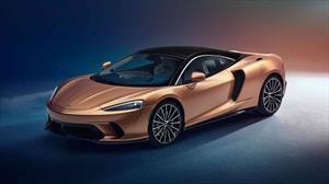 McLaren GT, con diseño bien argentino