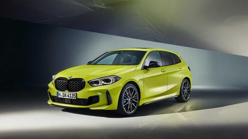 BMW M135i 2022, mejoras mecánicas para una conducción más efectiva