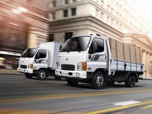 Hyundai presenta su camión ligero HD 35 Light