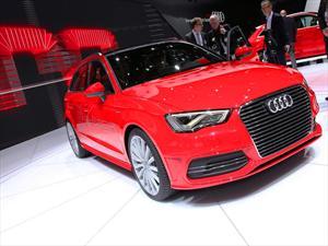 Audi A3 e-tron: Híbrido conectable