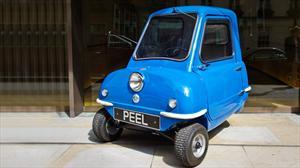 Peel P50: revive el auto más pequeño del mundo