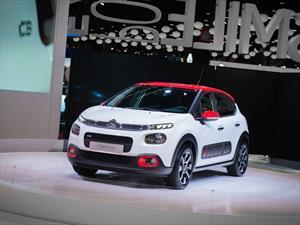 Citroën C3 2017 hace su presentación a publico en París