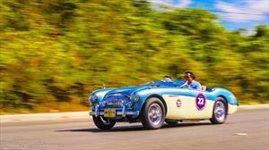 Austin Healey 100M 1958 se lleva el Trofeo de la Elegancia