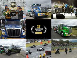 José Pantoja se llevó el Gran Premio Nacional Mobil Delvac