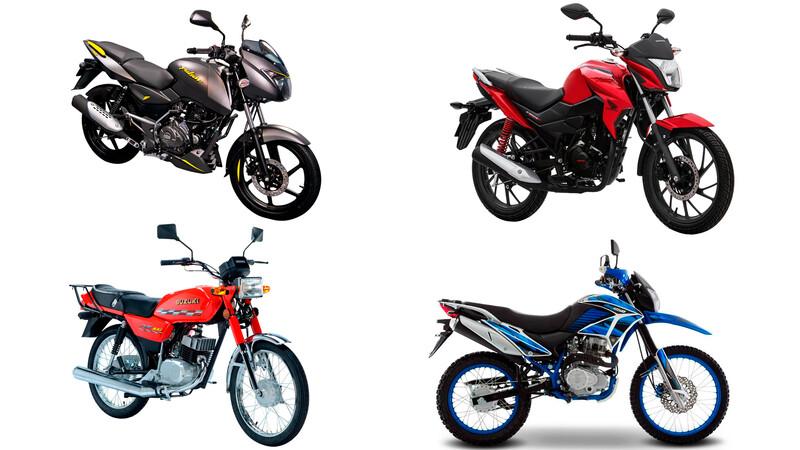 Top 5: las motos con mejor costo beneficio en México