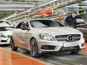 Nuevo Mercedes-Benz Clase A: Llamado a revisión