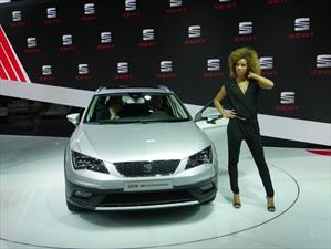 SEAT León X-Perience, la variante aventurera del compacto español