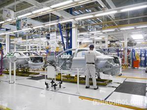 Así es la planta en Argentina donde Fiat fabrica el Cronos