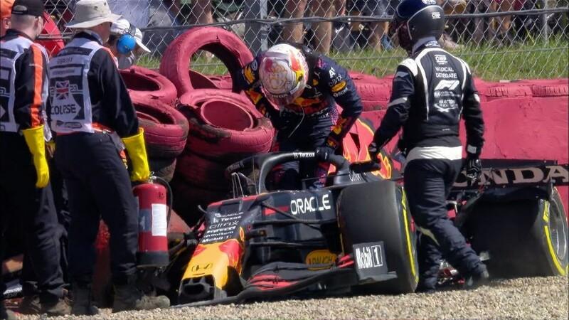 ¿Cuánto le costará a Red Bull reparar el monoplaza de Verstappen tras el accidente con Hamilton?