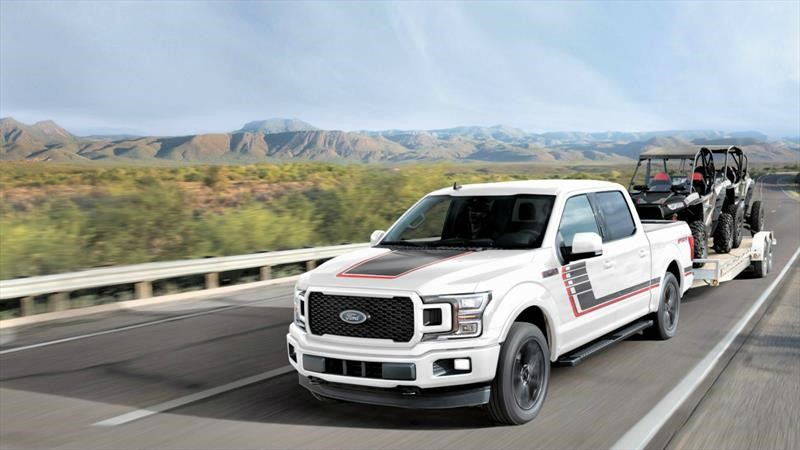 Llega a Colombia la Ford F-150 Lariat Sport