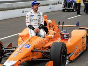Fernando Alonso quiere ganar la Indy 500 2019