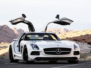 Mercedes-Benz SLS AMG Black Series 2013: El más radical