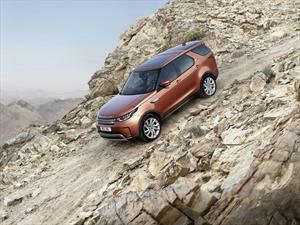 Land Rover Discovery hace su arribo a Colombia