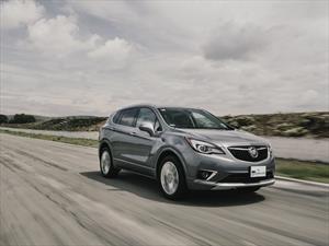 Buick Envision 2019 a prueba, de China para el mundo