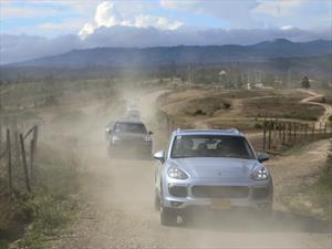 Así nos fue en la primera etapa con la Porsche Cayenne