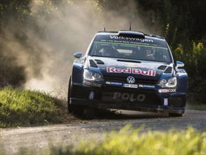 WRC: Ogier y Volkswagen triunfan en Alemania