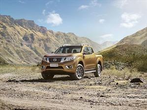 Nissan Frontier sometida a pruebas en Argentina y Brasil