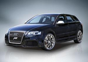 ABT Sportsline inyecta energía y potencia al Audi RS3
