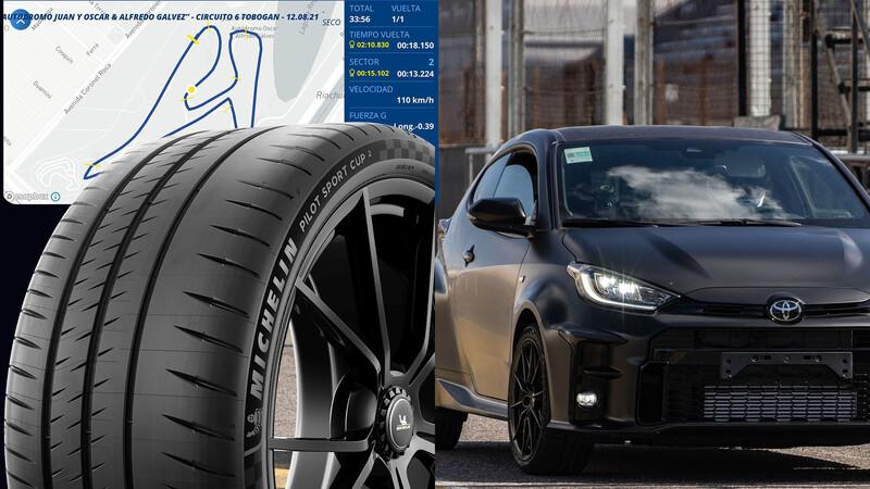 Michelin lanza el primer neumático conectado de Argentina