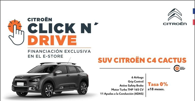 Citroën Argentina lanza nuevas bonificaciones y financiaciones para septiembre 2020