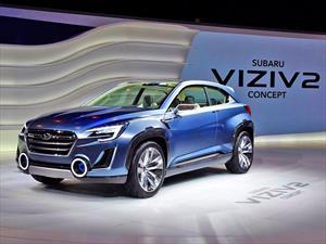 Subaru VIZIV Concept 2: Presentación mundial