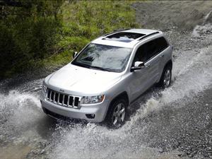 Nuevo Jeep Grand Cherokee Overland