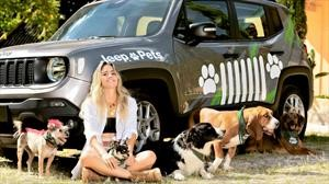Jeep se contagia del espíritu pet friendly