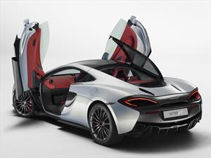 McLaren 570 GT, enfocado al uso diario