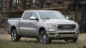 Ram 1500 2020 con motor V6 diesel es la pickup grande con el mejor consumo de combustible