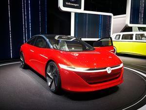 Volkswagen ID Vizzion Concept, ¿el futuro de la conducción autónoma?