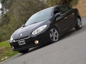 Renault Fluence Sport 2.0 Turbo a prueba