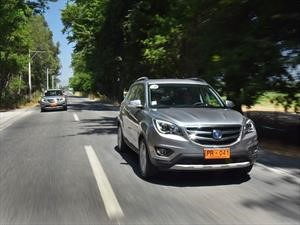 Changan CS35 2018 se pone a la venta
