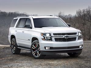 Chevrolet Suburban y Tahoe RST 2018, imagen y desempeño 100% deportivo