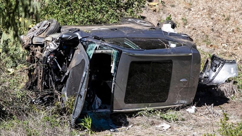 El palo menos deseado de Tiger Woods: ¿Con qué vehículo chocó?