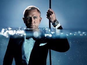 Omega Seamaster 300M es el nuevo reloj de James Bond