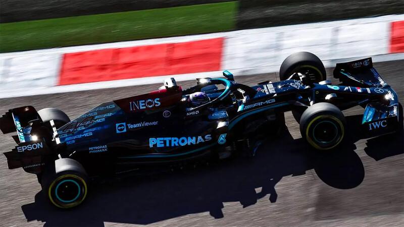 F1 GP de Rusia 2021 Lewis Hamilton logró su centésimo triunfo