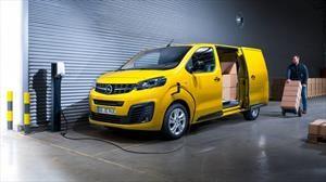 Vivaro-e, Opel electrifica sus furgones