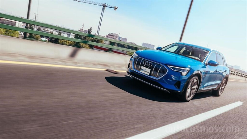 Audi e-tron llegó a Argentina. ¿Y Chile cuándo?