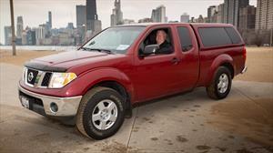 Esta Nissan Frontier con 1.6 millones de kms habla de la durabilidad y óptimo mantenimiento