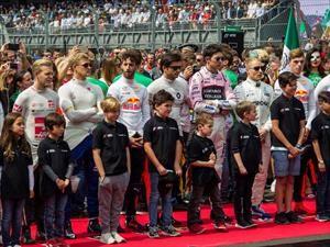 F1 2018: Adiós a las chicas, hola a los chicos