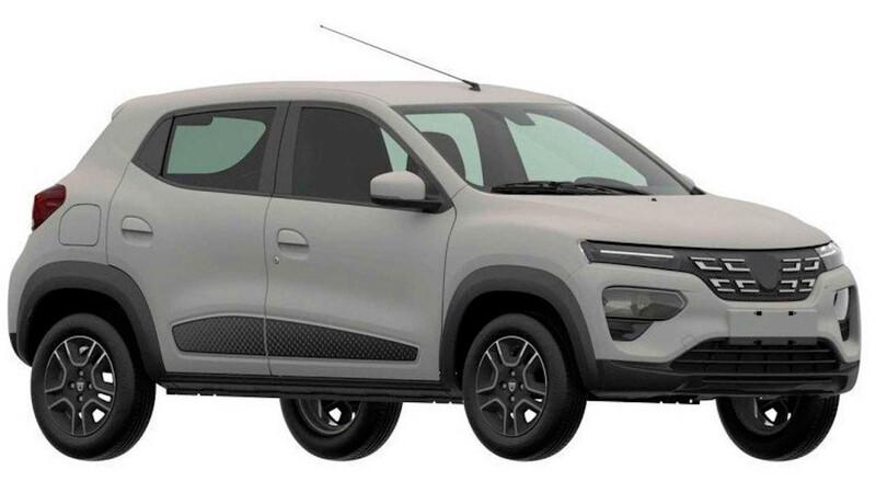 Dacia Spring será el Renault Kwid eléctrico en Europa