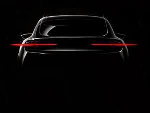 Ford prepara un SUV eléctrico inspirado en el Mustang