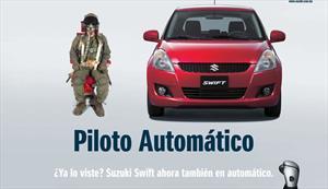 Suzuki Swift Automático 2012 llega a México en $204,700 pesos