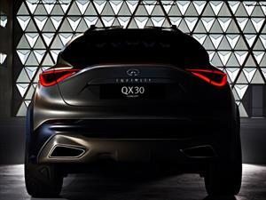 Esta es la primera imagen del Infiniti QX30 Concept