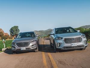 Hyundai Tucson o Hyundai Santa Fe, la familia