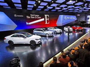Mercedes-Benz lidera ventas en el segmento de lujo en Chile