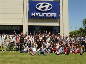 Hyundai cumple 20 años en Argentina